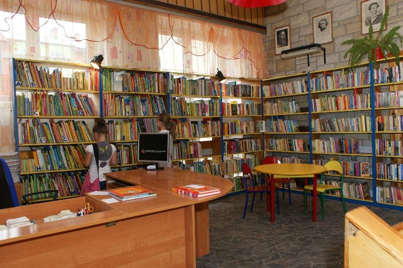 biblioteka lck
